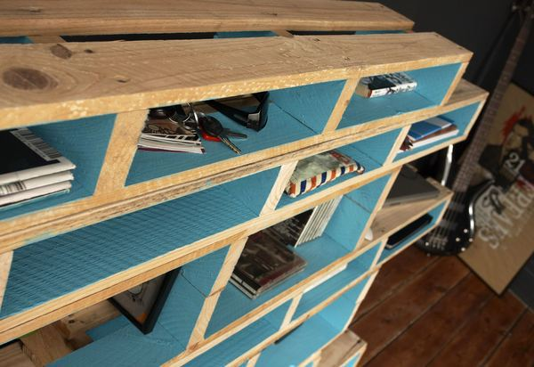 LES PALETTES UPCYCLED FURNITURE