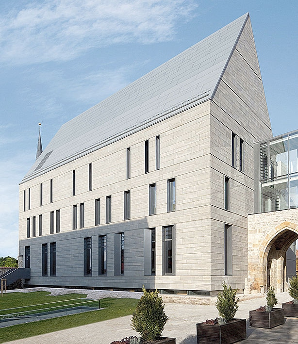 Modern Architecture Library library augustinian monastery - historic architecture in modern