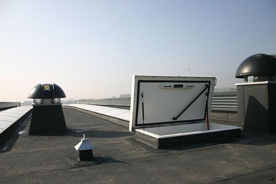 Metal Access Roof Access Hatch DL 159