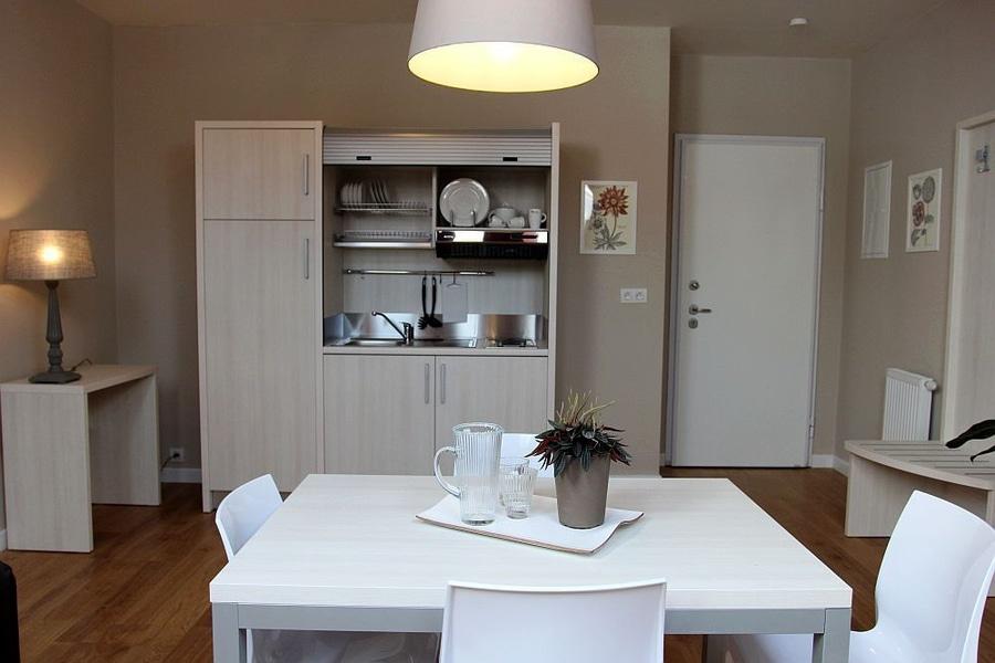 Mini Apartments mini apartments in republic mobilspazio contract made in