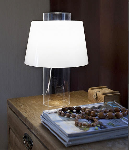 Modern art table lamp by yki nummi for innolux