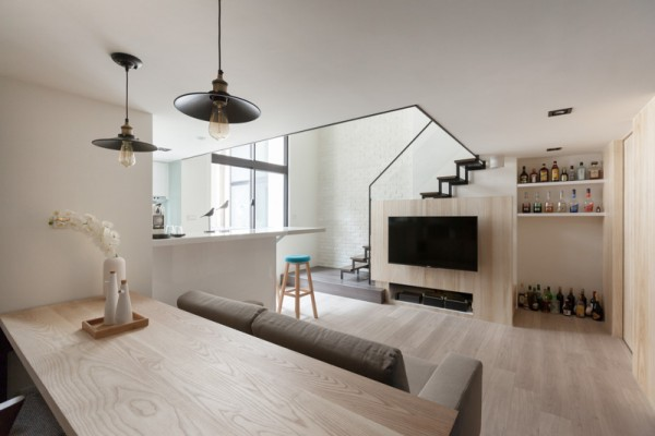 Elegant A Modern Loft With Character