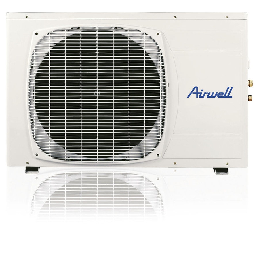 NEW: floor-mounted air conditioning unit by AIRWELL - AIRWELL