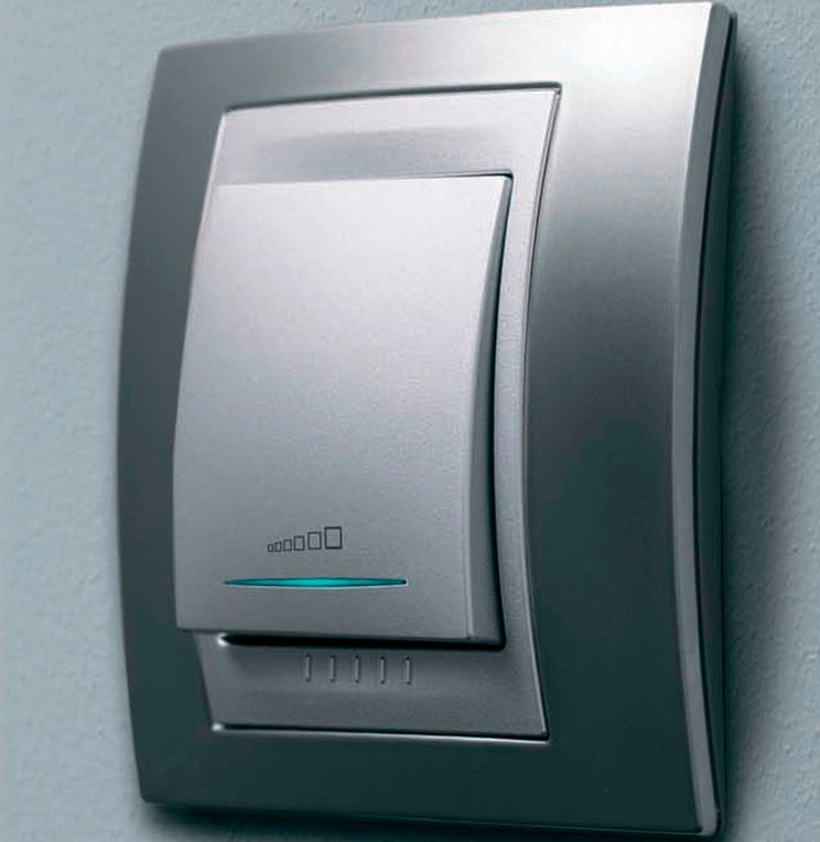 NEW: light switch by schneider-electric - Schneider-electric