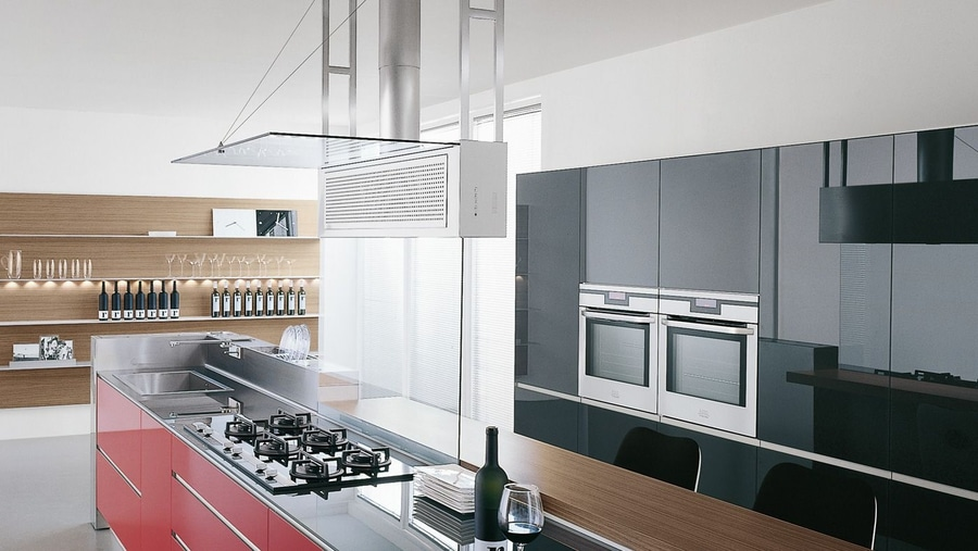 NEW LOGICA SYSTEM ISLAND - VALCUCINE
