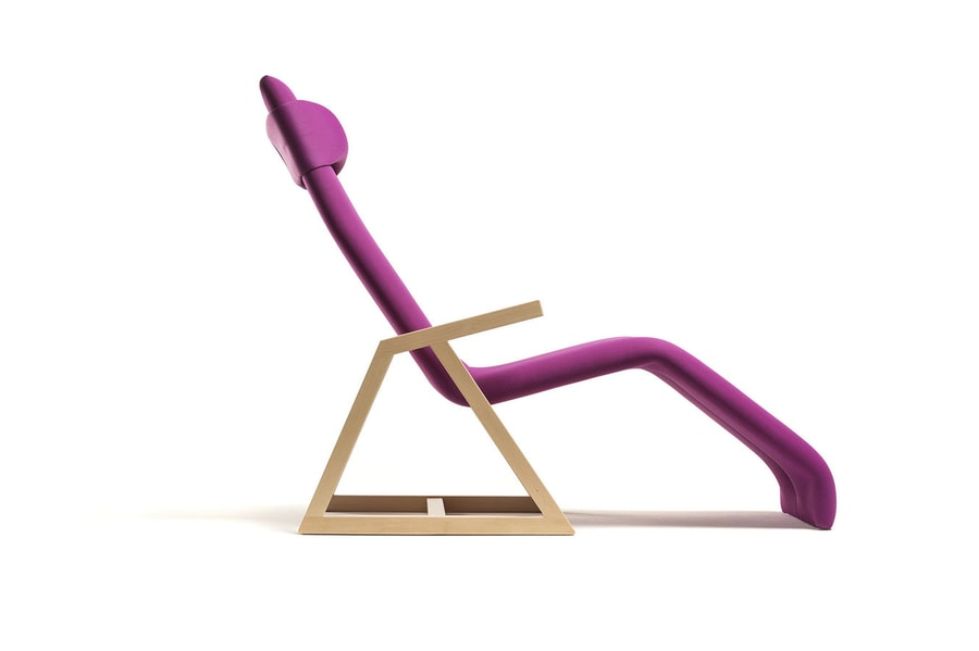 NEW: Minimalist Design Lounge Chair By Lina Furniture
