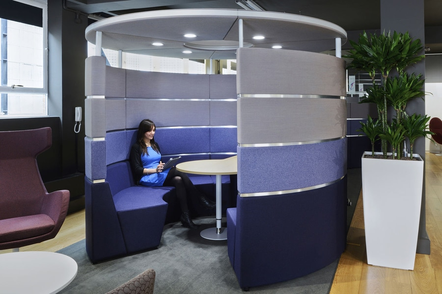 NEW Privacy Office Space By Nomad Flexible Furniture