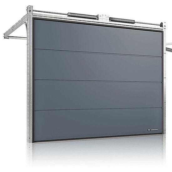 NEW: Sectional Garage Door By WISNIOWSKI