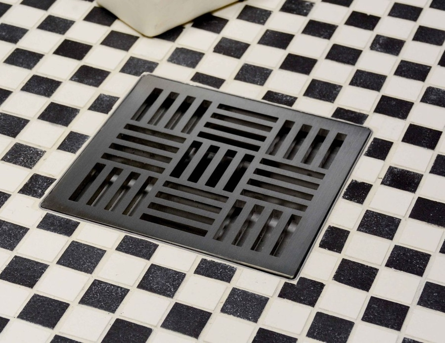 Perfect NEW: Shower Drain Box Grate By Infinity Drain