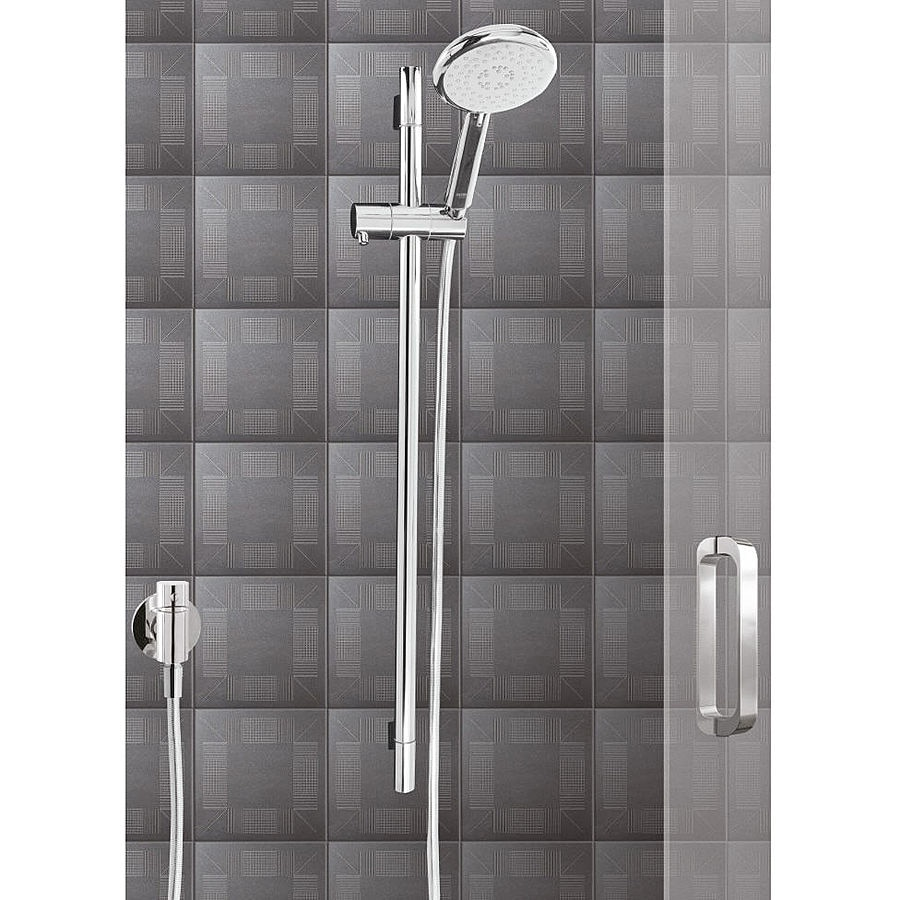 NEW: Slide Bar Shower System By MIRO EUROPE SRL
