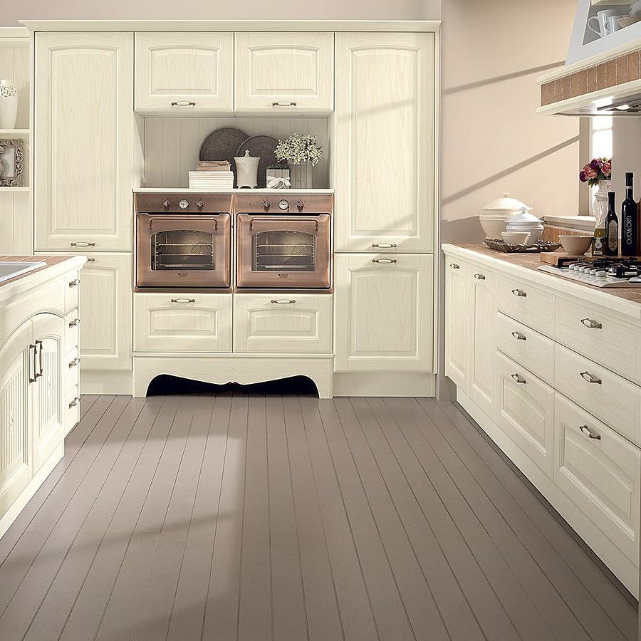 NEW: traditional kitchen by CUCINE LUBE - CUCINE LUBE