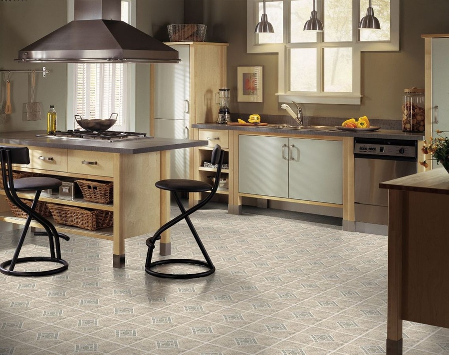 New Vinyl Floor Tile By Armstrong Flooring Usa Armstrong Flooring