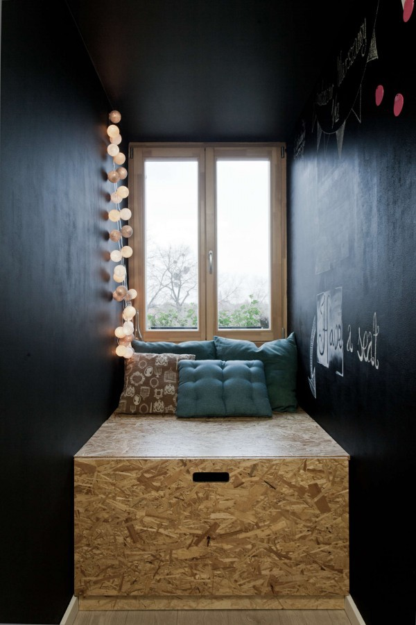 An Old Attic Is Transformed Into A Gorgeous Apartment Katowice - An old attic is transformed into a gorgeous apartment