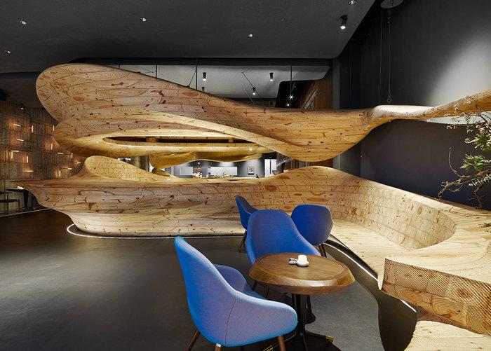 Raw Restaurant Taipei By Weijenberg Pte Ltd Platinum A Design Award Winner