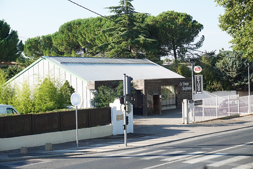 Restaurant Le Temps Suspendu Trees Companies Nursery