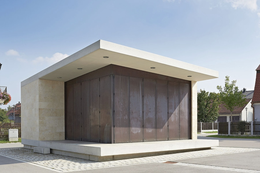 Solarlux SL 45 Folding Glass Door: Community( )building Project