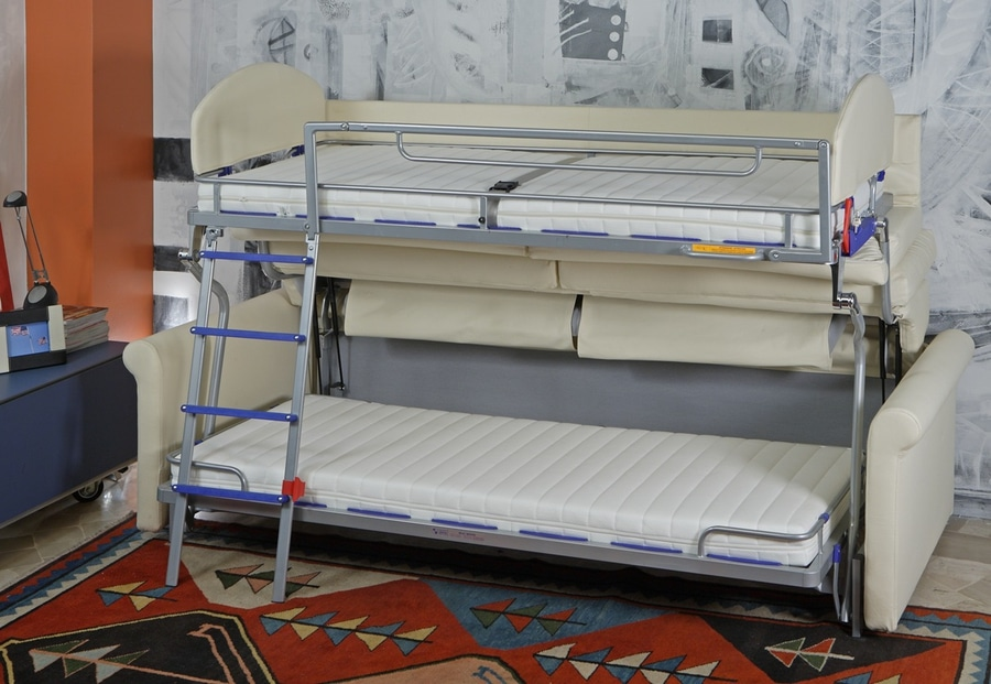 Stacking Bunk Bed Sofa Bed
