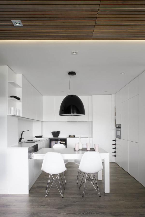 Susanna Cots Designs An Apartment Interior For