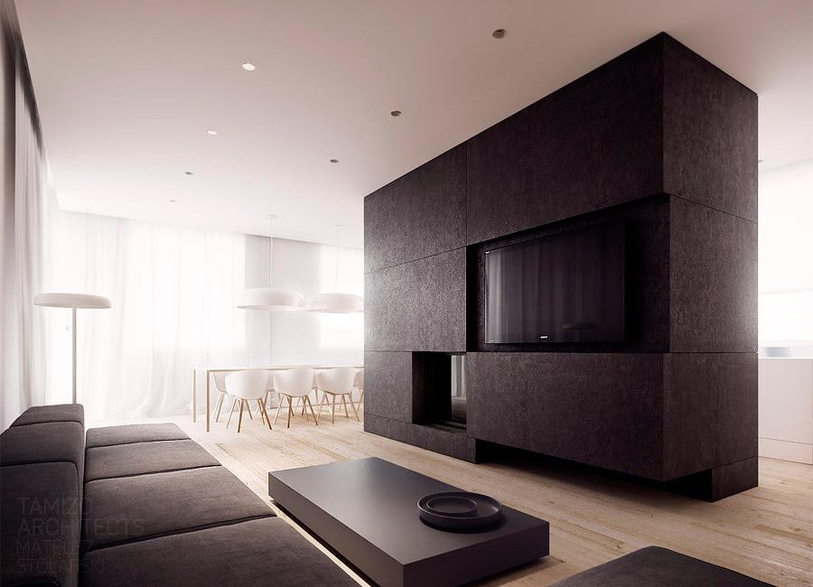 Tamizo the masters of black white design