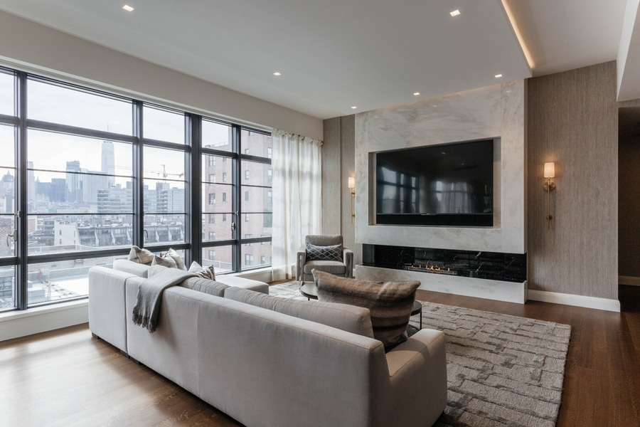 Three Bedroom Apartment In One Of NYC Most Exclusive Green Fascinating Three Bedroom Apartments Nyc