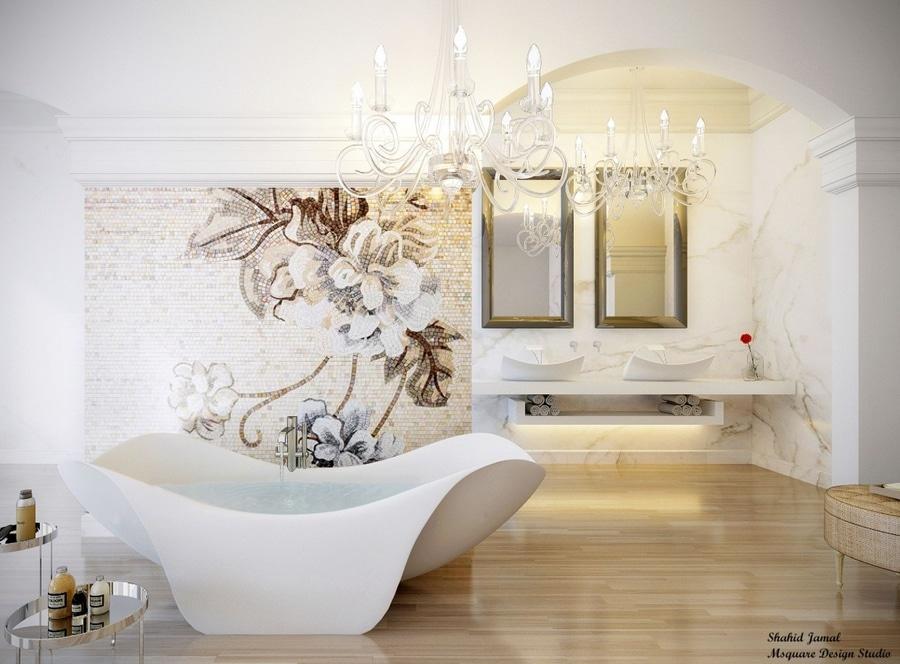 Ultra Luxury Bathroom Inspiration - Florida, USA