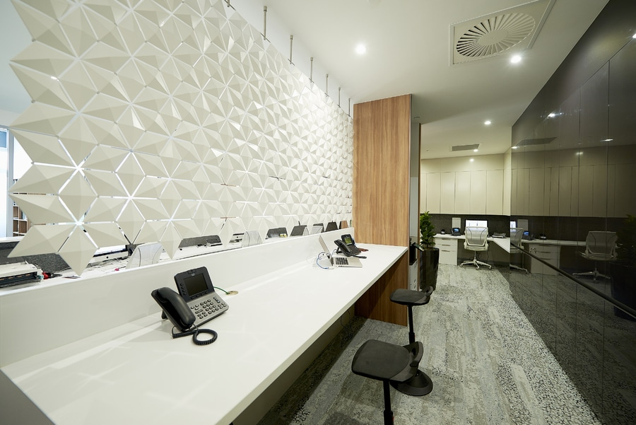 UNIQUE OFFICE FRONT DESK DESIGN IMPRESS YOUR CLIENTS Brisbane