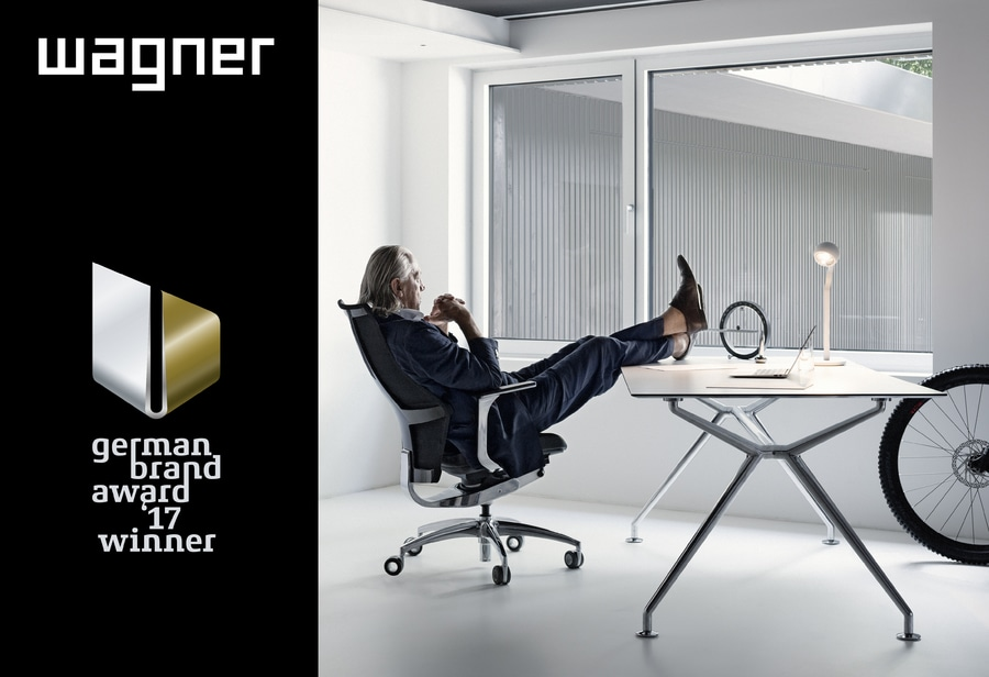 WAGNER WINNER OF 2017 GERMAN BRAND AWARD - Augsburger Str. 29, 86863 ...