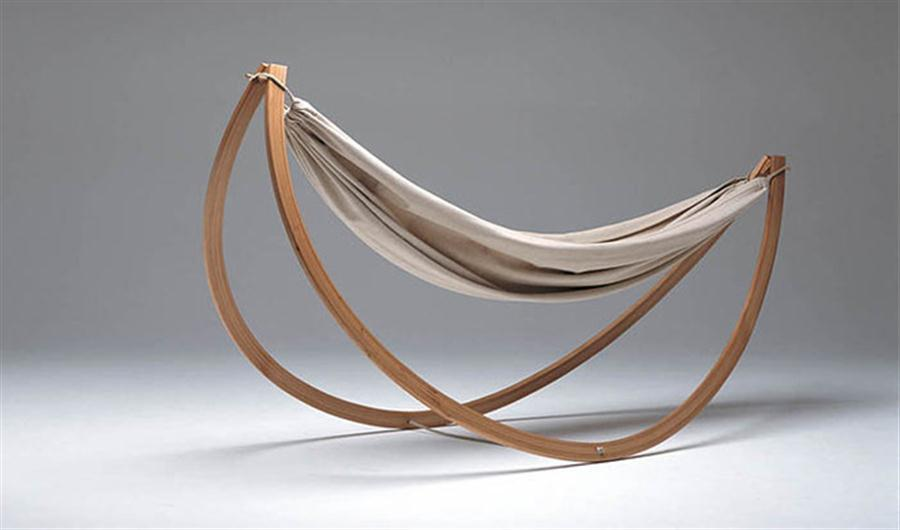Wooden Hammock By Georg Bechter Awesome Ideas