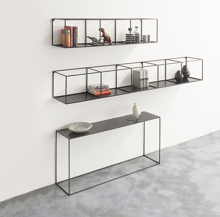 Charmant ZEUS NEWS 2014   SLIM IRONY Wall Rack