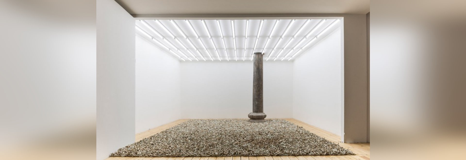 AI WEIWEI SHOWS FIRST SOLO EXHIBITION IN CHINA