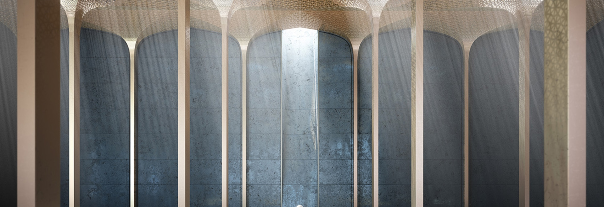 Old and new: AL_A combine tradition and modernity for Abu Dhabi ...
