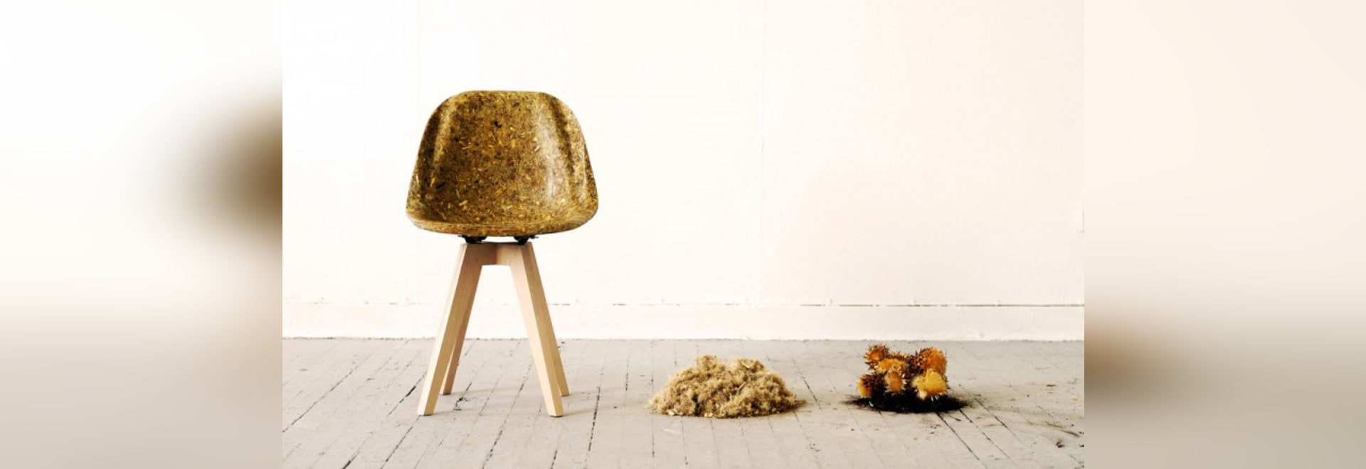ALL NATURAL: INNOVATIVE ECO-COMPOSITES FOR YOUR SEATING PLEASURE