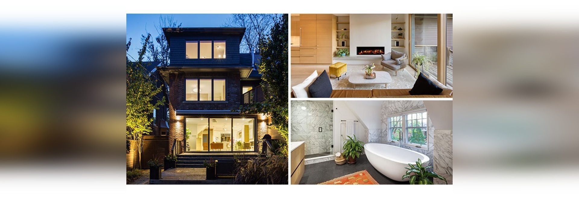 Altius Architecture Gave This Semi-Detached Toronto Home A Contemporary Update