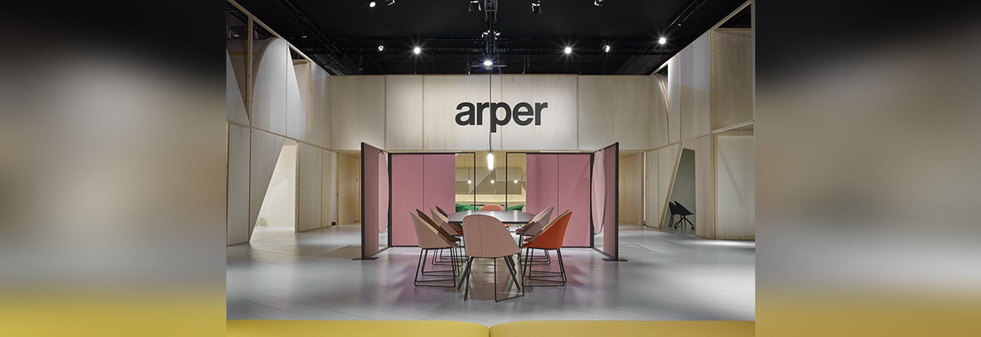 Arper at the Salone del Mobile 2018