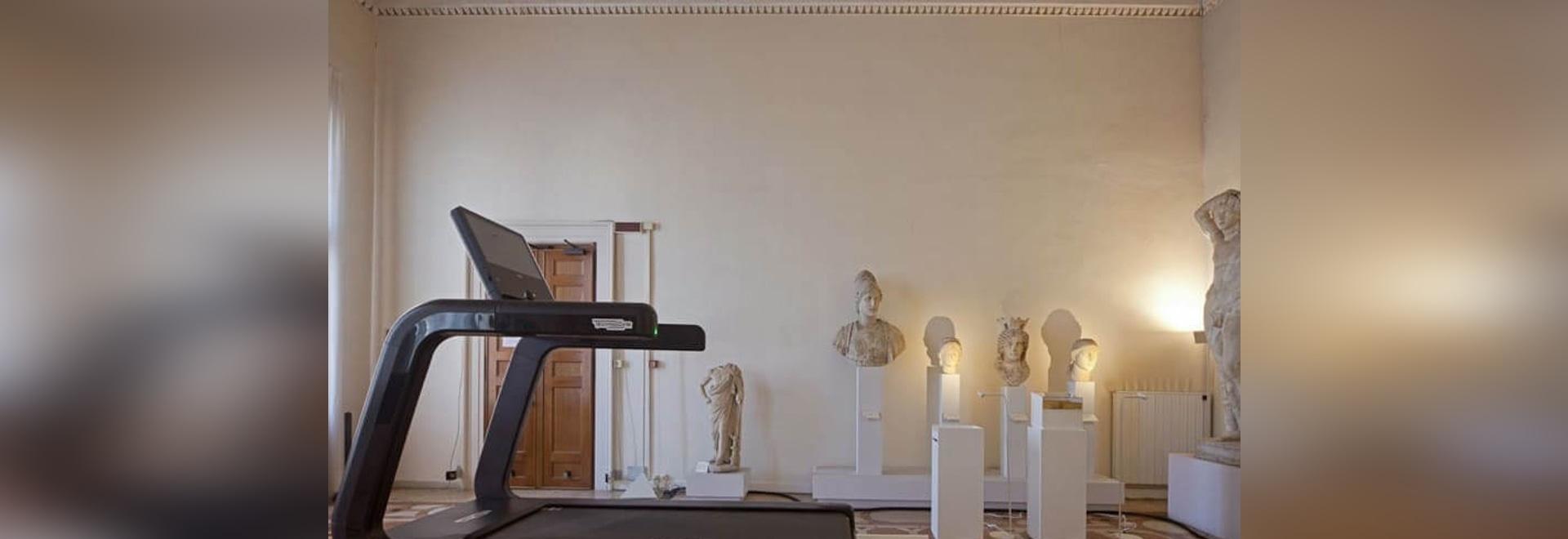 Art in Motion, Technogym ARTIS RUN to Venice's  Biennale