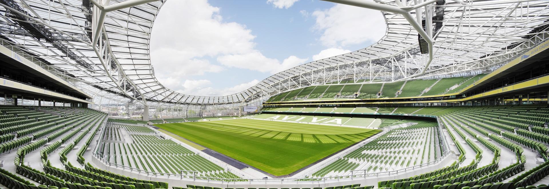 AVIVA STADIUM / IRELAND