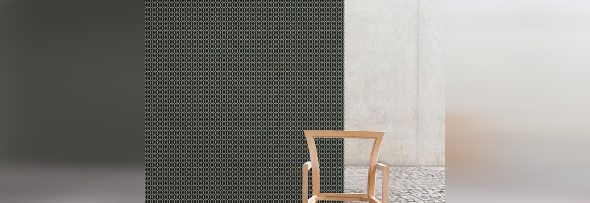 Barbaro Wallpaper included in Saraceno collection