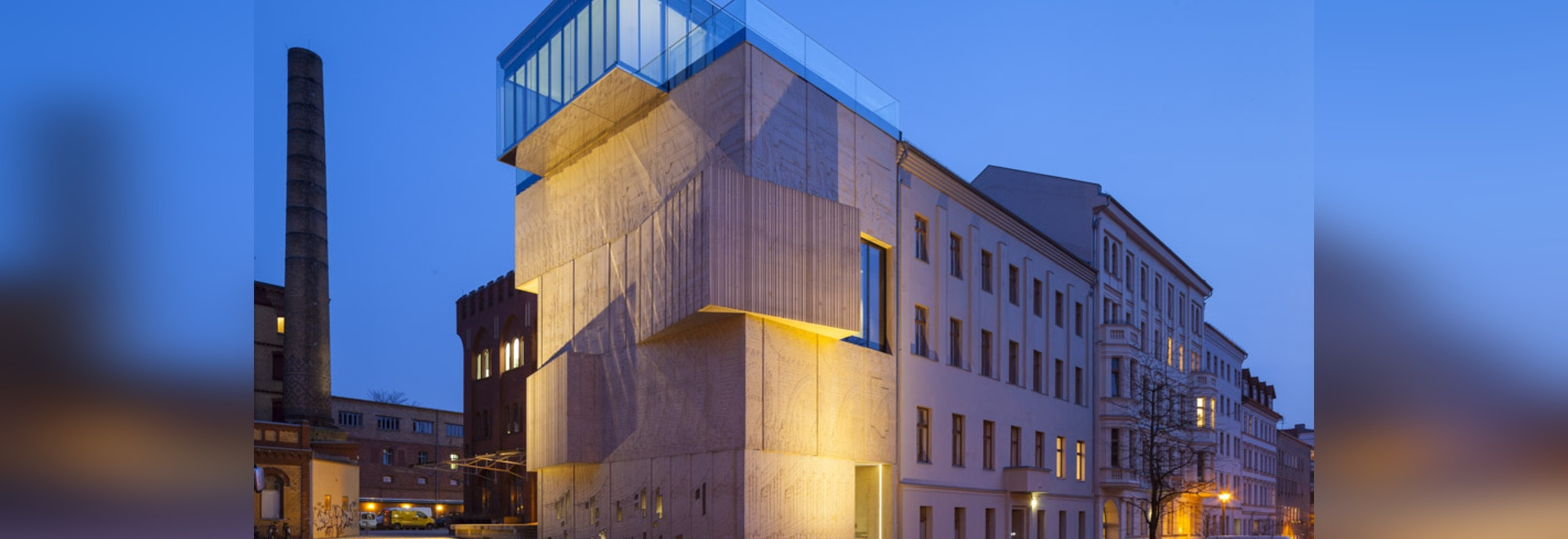 berlin s tchoban foundation museum shelters architectural history