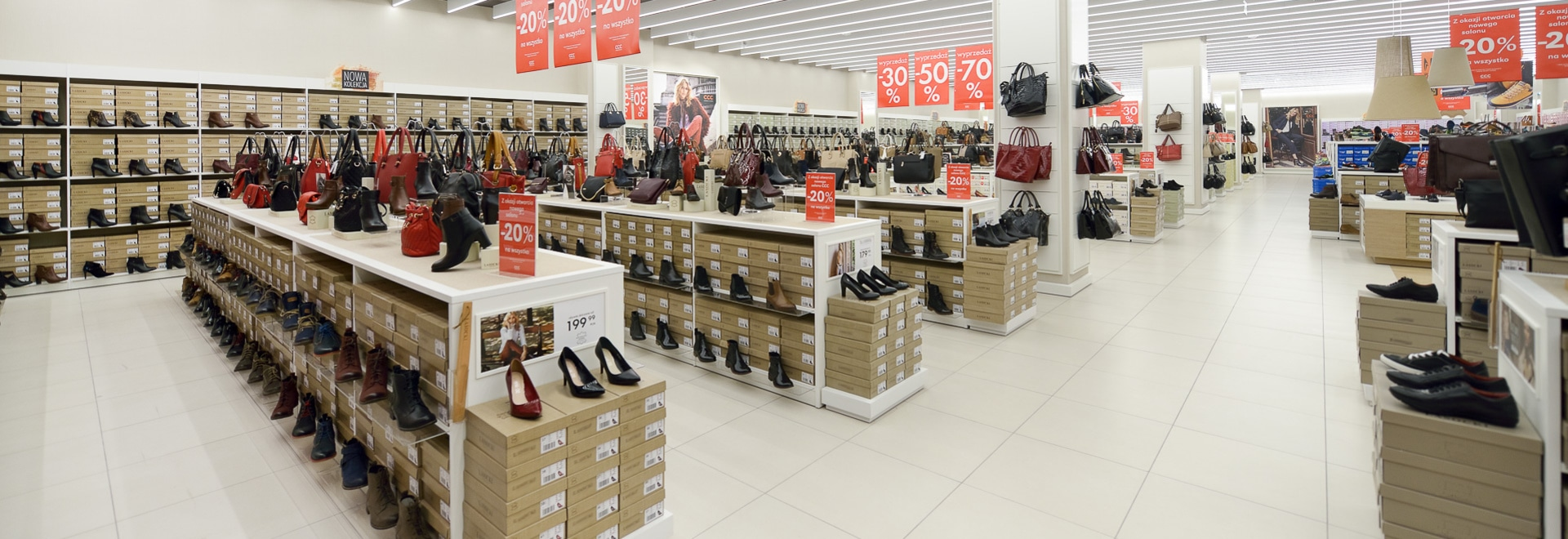 CCC Store, Gliwice, Poland