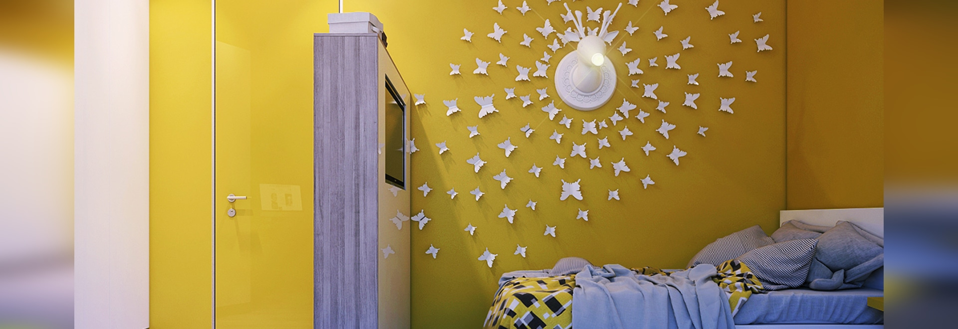 Clever Kids Room Wall Decor Ideas & Inspiration - Russia
