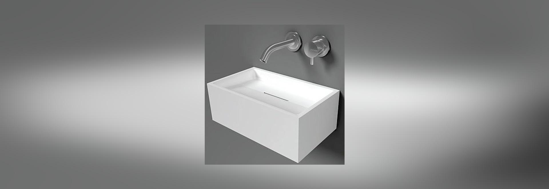 COCOON Hidden90 Bathroom cabinet