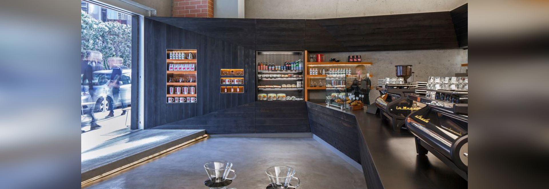 Coffee Bar Kearny