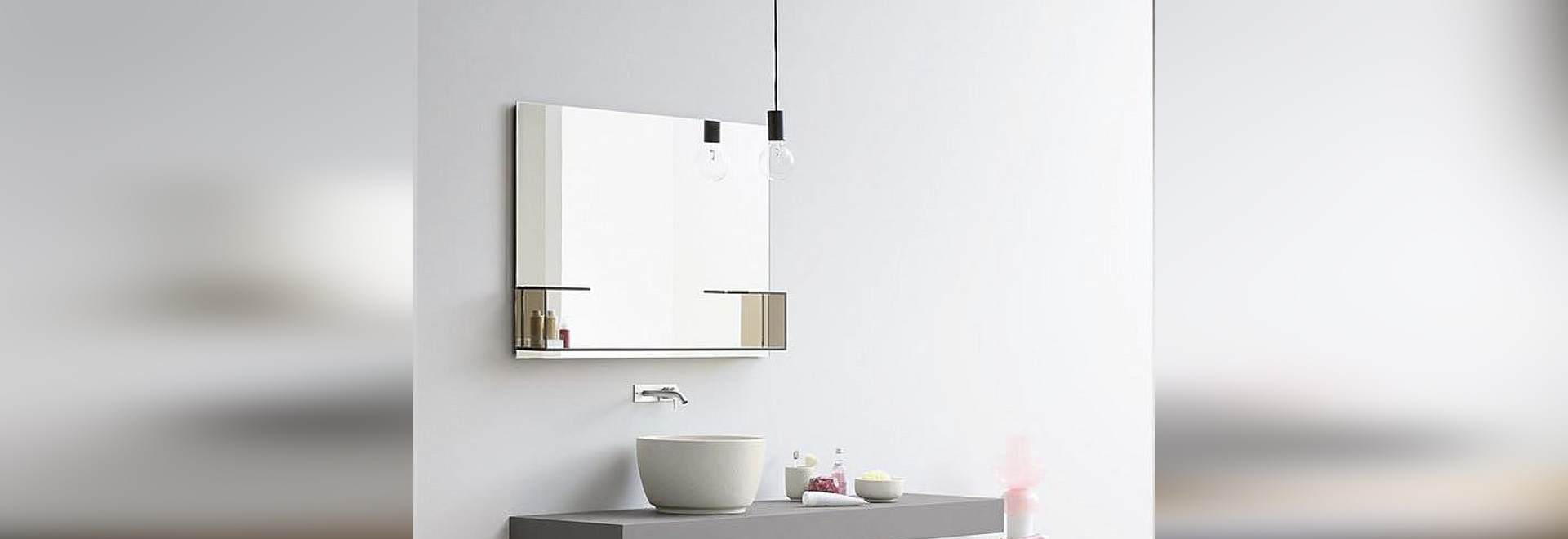 COLLECTION MOODE - Design Monica Graffeo - washbasin cabinet