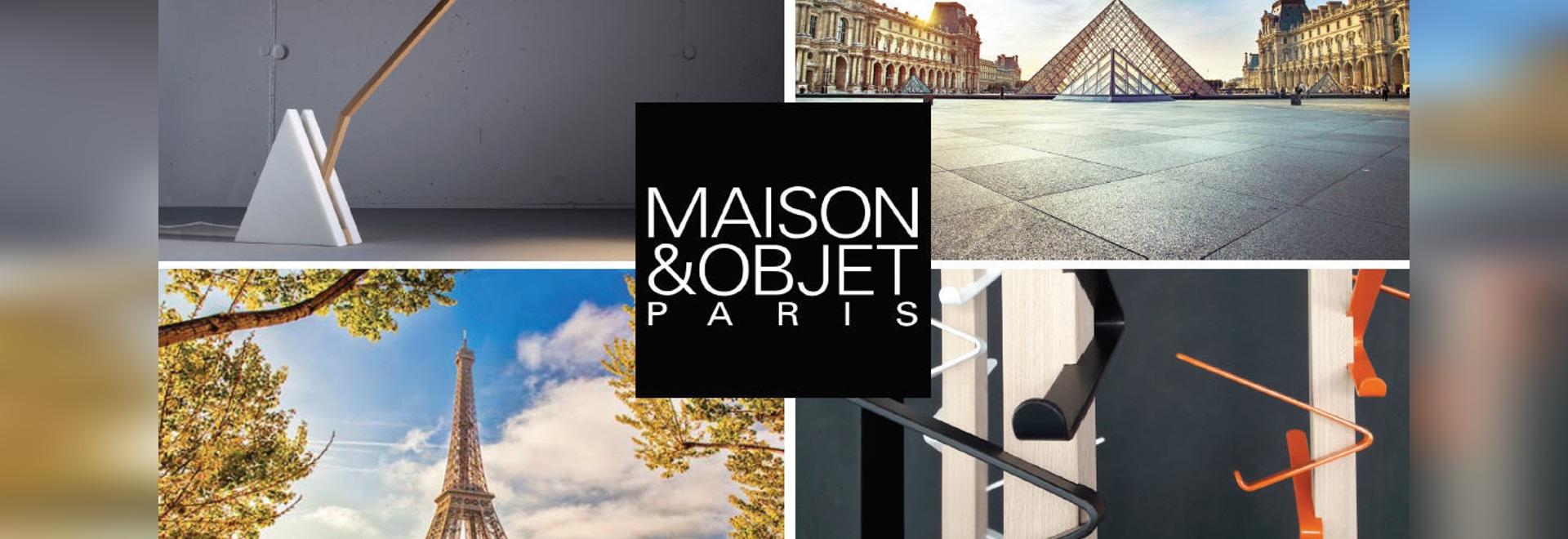 Come visit us at Maison & Objet Paris!