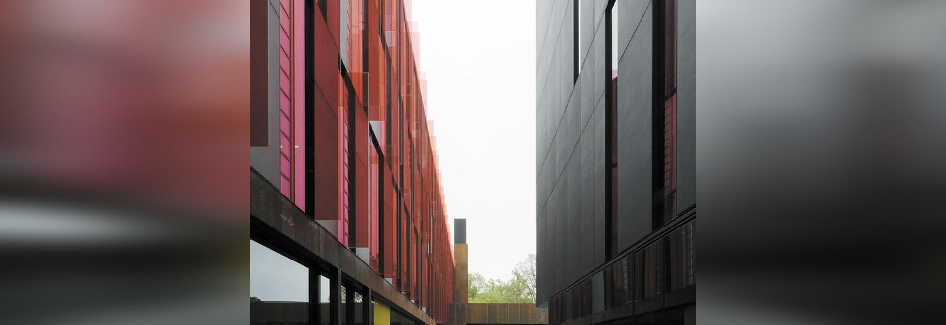 concrete skin facade