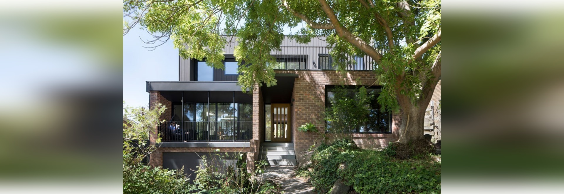 A Contemporary Update For A 1970s Brick House In Melbourne