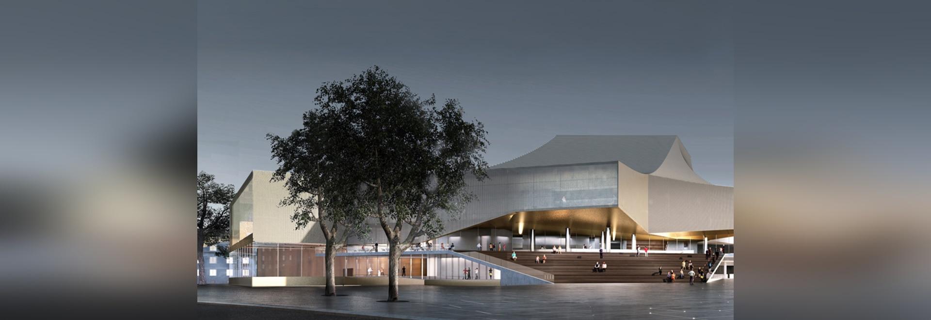 delugan meissl chosen to renovate karlsruhe's badisches staatstheater
