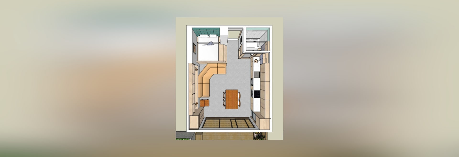 designer bryn davidson transforms a tiny vancouver apartment into an