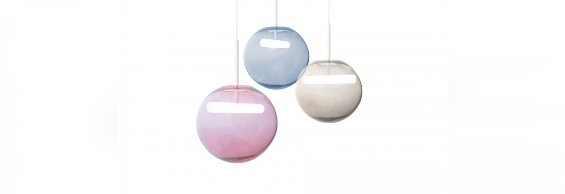 DESIGNER SILJE NESDAL STRIPS THE PENDANT LIGHT DOWN TO ITS ESSENCE