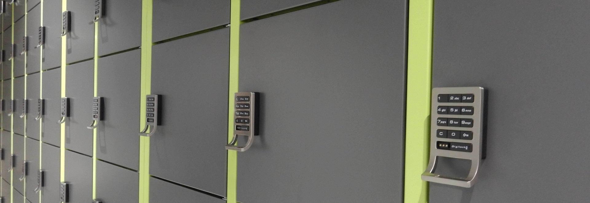 Digilock's electronic keypad locks